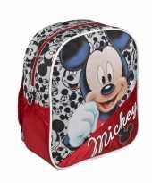 Mickey mouse gymtas voor kinderen