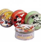 Mickey mouse opbergblik rood