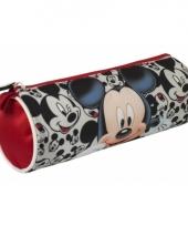 Mickey mouse pennen tasje 21 cm