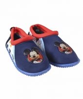 Mickey mouse waterschoentjes
