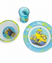 Minions lunchset 3 delig