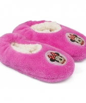 Minnie mouse sloffen roze voor meiden