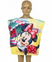 Minnie mouse zwembadponcho