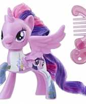 Mlp movie twilight sparkle speelfiguur 8 cm