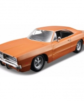 Model auto dodge charger r t 1 18