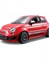 Model auto fiat 500 abarth 1 18