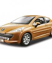 Model auto peugeot 207 1 24