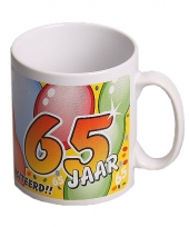 Mok 65 jaar