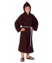 Monnik outfit voor kinderen
