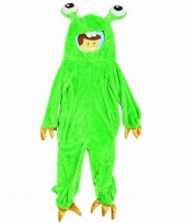 Monster outfit gumbly voor kinderen
