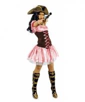 Musketiers kostuum voor dames 10064272