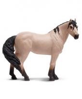 Mustang paarden van plastic 12 cm