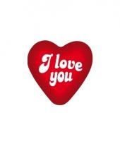 Muurbord i love you