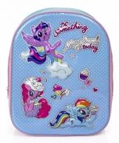 My little pony 3d rugtas blauw voor meisjes