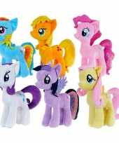 My little pony knuffeldier rarity wit 27 cm