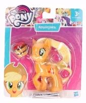 My little pony paardje applejack 8 cm