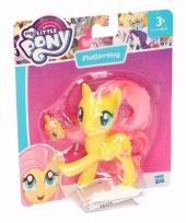 My little pony paardje fluttershy 8 cm