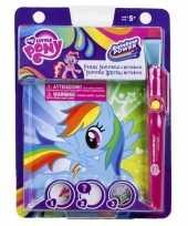 My little pony rainbow dash dagboek met pen