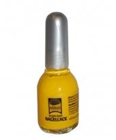 Nagellak geel