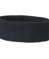 Navy blauwe hoofdbandjes