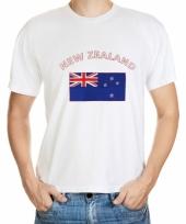 Nieuw zeeland vlag t-shirts