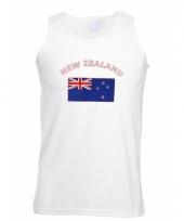 Nieuw zeelandse vlaggen tanktop t-shirt