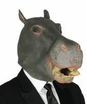 Nijlpaarden gezichtsmasker
