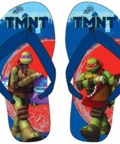 Ninja turtles kids slippers donatello en raphael
