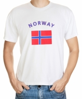 Noorse vlag t-shirts
