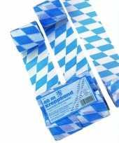 Oktoberfest crepepapier slingers