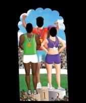 Olympische spelen fotobord