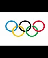Olympische vlaggen