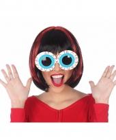 Oogbol brillen voor halloween