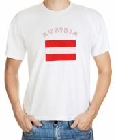 Oostenrijkse vlag t-shirts