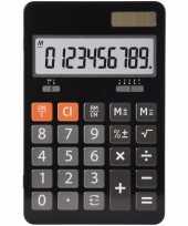 Opbergblik rekenmachine 27 5 cm