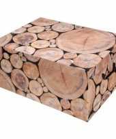Opbergbox opbergdoos 52 x 38 cm 10114787