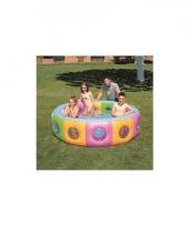 Opblaas zwembad rond model 196 cm