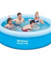Opblaas zwembad rond model 198 cm