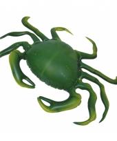 Opblaasbare groene krab 51 cm