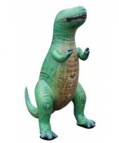 Opblaasbare groene t rex 94 cm