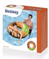 Opblaasbare jungle zwemband voor kinderen