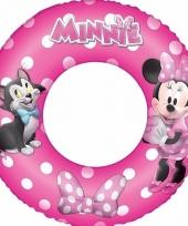 Opblaasbare zwemring disney minnie mouse