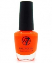Orange fluorescent nagellak 15 ml