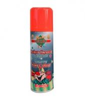 Oranje hairspray