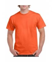 Oranje shirts voordelig