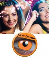 Oranje uv funlenzen