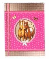 Paarden schrijfboekje a7 10093853