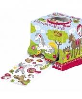 Paarden stickers 120 stuks