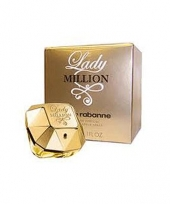 Paco rabanne lady million 50 ml edp