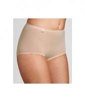 Pakket sloggi ondergoed voor dames huidskleur